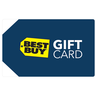 BEST BUY<sup>®</sup> $25 Gift Card - Shop for consumer electronics, appliances and more!