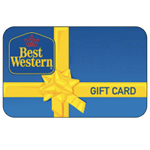 BEST WESTERN<sup>&reg;</sup> $100 Gift Card