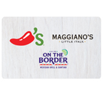 MAGGIANO'S<sup>®</sup> $25 Gift Card