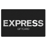 EXPRESS<sup>®</sup> $25 Gift Card