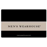 MEN'S WEARHOUSE<sup>&reg;</sup> $25 Gift Card