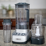 CUISINART<sup>®</sup> Blender/Food Processor with Travel Cups